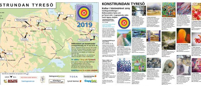 Konstrundan Tyresö 2019